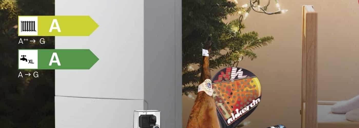 Empieza a poner las luces de Navidad, porque Junkers adelanta los regalos