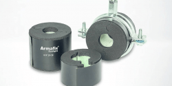 Nuevo soporte de tubería, Armafix Ecolight de Armacell