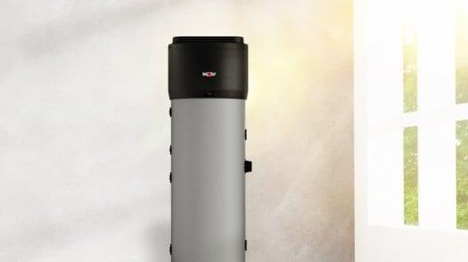 La nueva bomba de calor renovable de Wolf garantiza la máxima eficiencia