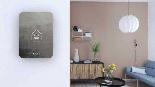 Walter®, primer dispositivo conectado que mide y controla la calidad del aire interior
