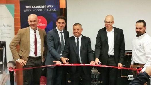 Standard Hidráulica inaugura nuevas instalaciones en Madrid