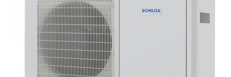 Sencilla instalación de Aerotermia con la bomba de calor aire-agua Dual Clima