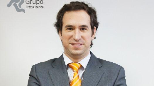Gustavo Diez nuevo Director Comercial del Grupo Presto