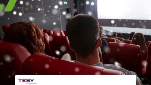 TESY en Instagram sortea entradas de cine