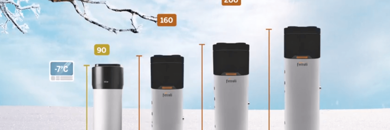 bombas de calor aerotérmicas