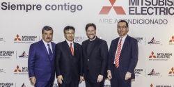 Mitsubishi Electric celebra su 40 Aniversario en España