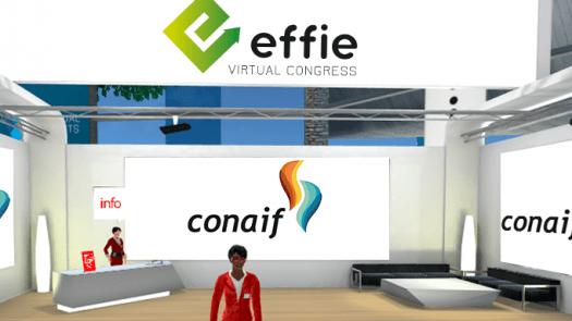 Conaif ya es entidad colaboradora de Effie