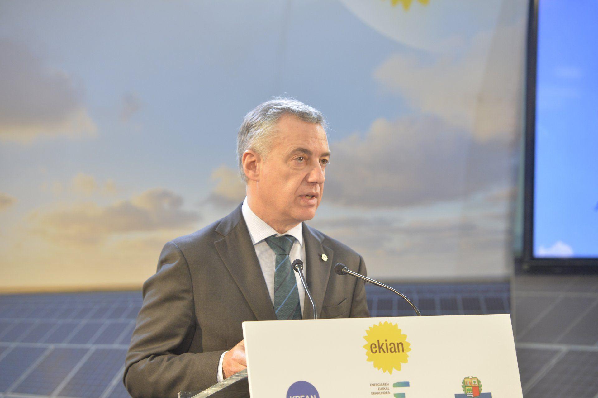 El EVE y KREAN impulsan EKIAN, el mayor parque solar fotovoltaico de Euskadi
