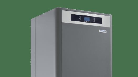 Calderas de condensación: más eficientes y menos contaminantes