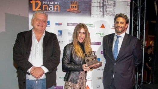 Premio NAN al mejor material de construcción