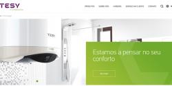 TESY lanza nueva página web para Portugal