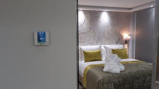 Control y confort con RadianT365 de Airzone en el Aparthotel Al Tarter Esquirol