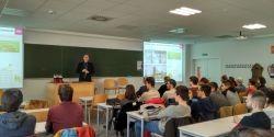 URSA XPS en el premiado aulario IndUVa de Valladolid