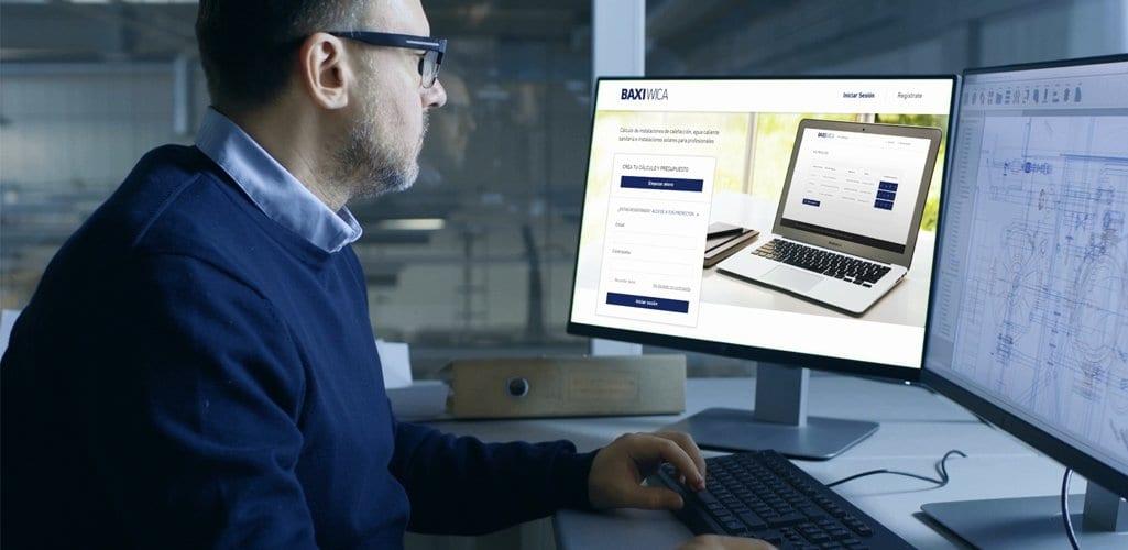 BAXI mostrará su programa de cálculo BAXI WICA en la Feria C&R 2019