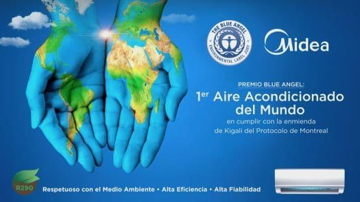 Midea de la mano de Frigicoll, estará en la Feria de Climatización y Refrigeración 2019