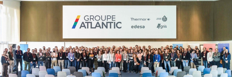 Groupe Atlantic y ACV