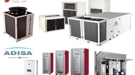 HITECSA y ADISA Heating estarán presentes en la Feria C&R 2019