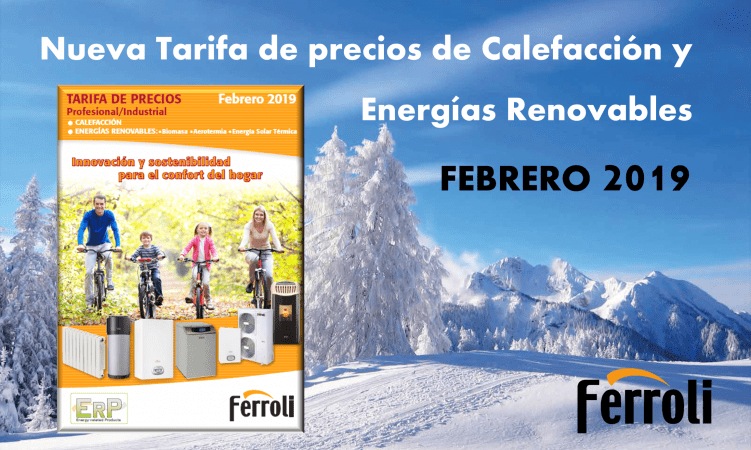 Calefacción y Energías Renovables