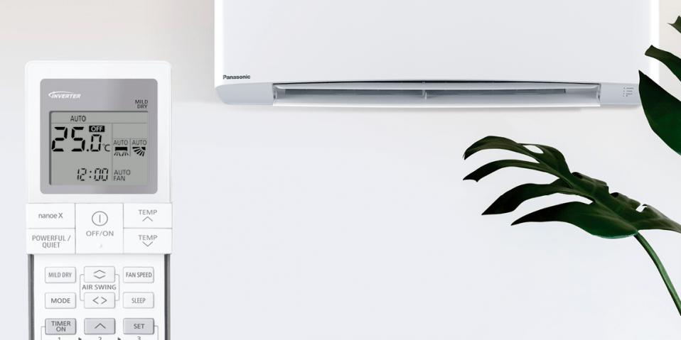 aire acondicionado y refrigeración Panasonic