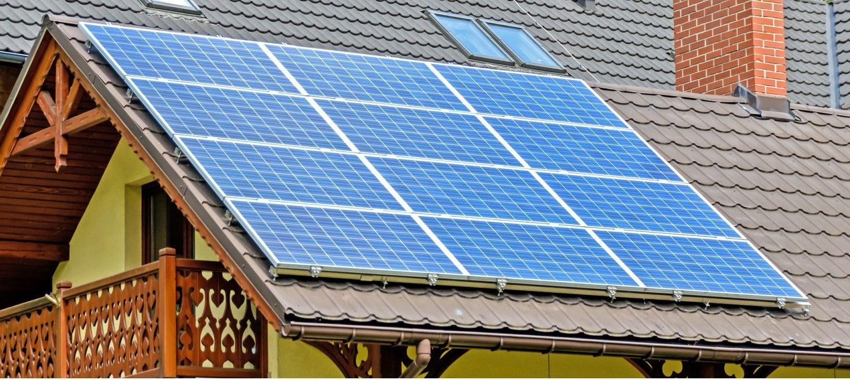 Paneles solares, una opción ecológica para su hogar