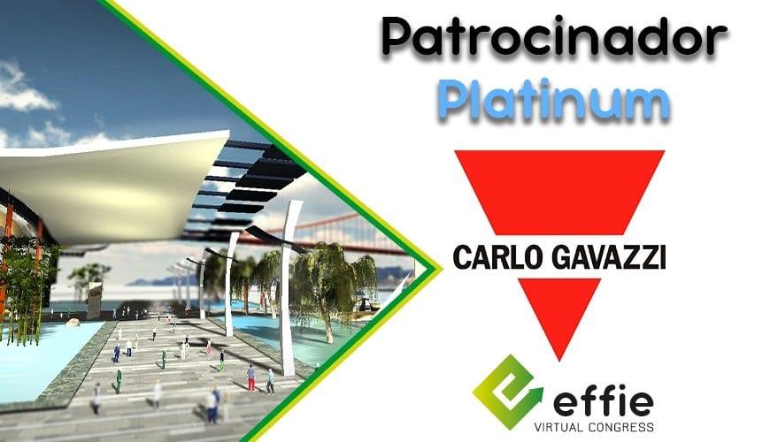 Carlo Gavazzi referente en la  monitorización energética patrocina Effie