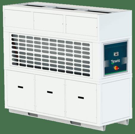 solución compacta refrigeración GMPack