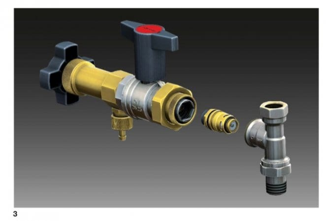 Válvulas de equilibrado hidráulico