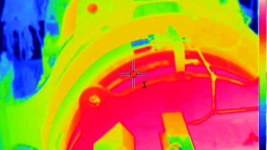 La termografía de FLIR permite un mantenimiento preventivo de la energía eólica