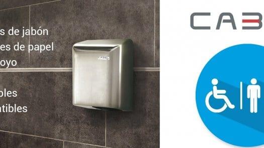 Cabel ofrece al profesional dos nuevas líneas de producto para el Baño: Colectividades y Ayudas técnicas
