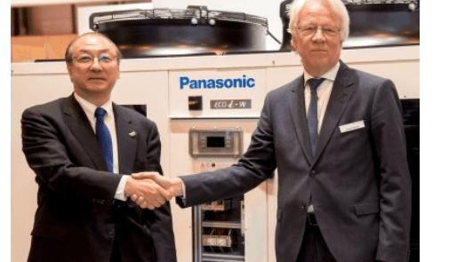 Panasonic y Systemair se unen para desarrollar enfriadoras y/o bombas de calor más eficientes y sostenibles