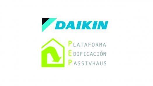 Daikin y laPlataforma de Edificación Passivhausfirman un acuerdo de colaboración