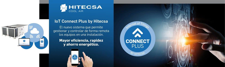 """Hitecsa presenta su nueva solución """"Connect Plus by Hitecsa"""""""