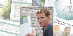 La marca alemana Vaillant lanza nueva tarifa 2019