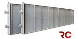 Nuevos retos del fabricante de intercambiadores de calor: los equipos de climatización.