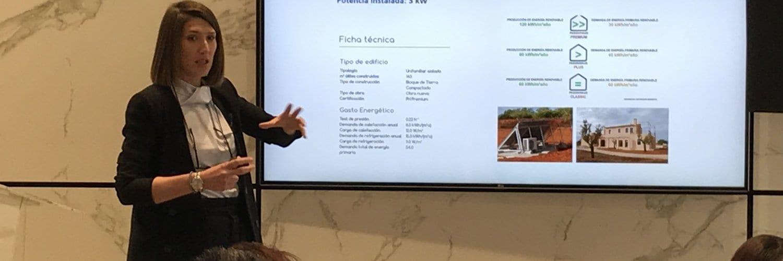 Panasonic presenta sus últimos proyectos de casas pasivas en la Jornada BIM - BREEAM® - LEED® - WELL – Passivhaus