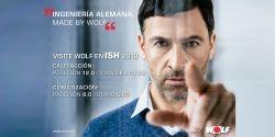 Wolf presentará sus innovaciones en calefacción y climatización en la Feria ISH 2019 de Frankfurt