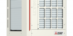 Mitsubishi Electric marca la diferencia con el Sistema HVRF Hybrid City Multi