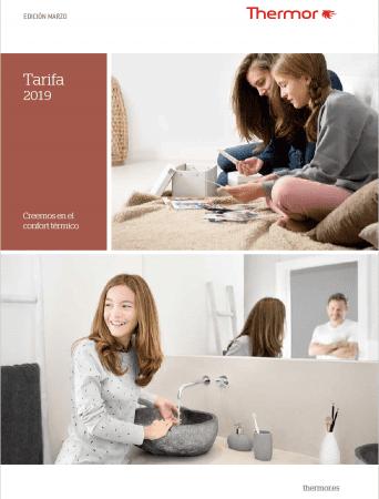 nueva tarifa 2019 Thermor