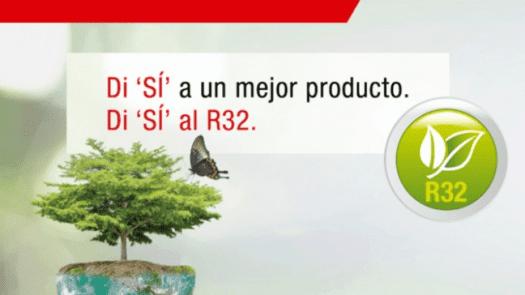 """Di """"Sí"""" al R32 con Mitsubishi Electric"""