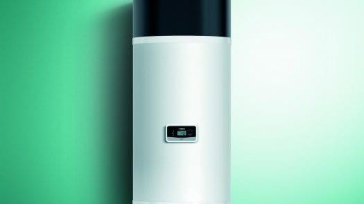 Nueva bomba de calor aroSTOR para ACS de Vaillant
