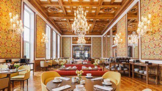 Bomba de calor Q-TON para ACS en la renovación del hotel Infante Sagres de Oporto