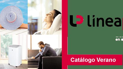 Linea Plus lanza su nuevo catálogo de aire y climatización para este verano