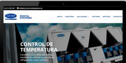 Carrier Rental Systems España lanza su nueva web para mejorar sus soluciones de control de temperatura