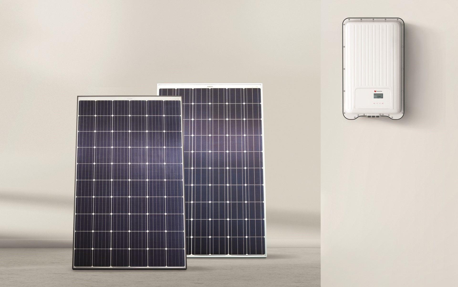Autoconsumo fotovoltaico de alto rendimiento Helio PV de Saunier Duval