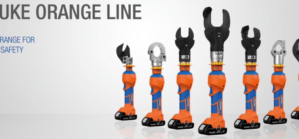 klauke orange line herramientas