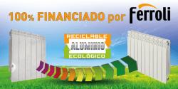 Ferroli lanza un Plan Renove 2019 para radiadores de aluminio