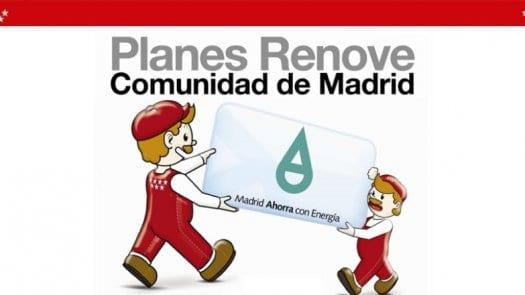 Plan Renove de Salas de Calderas de la Comunidad de Madrid 2019