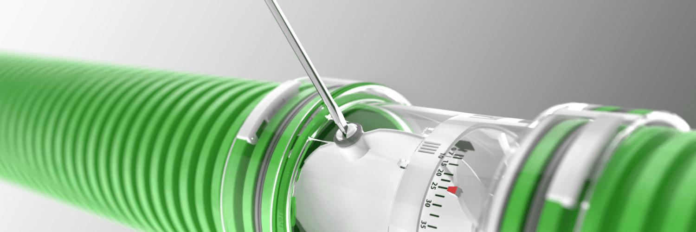 Cómo regular el caudal de aire en ventilación; Siber presenta dos novedades