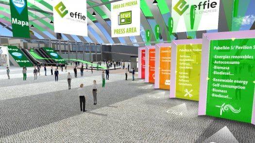 Esta semana se celebra la primera feria virtual de Eficiencia Energética