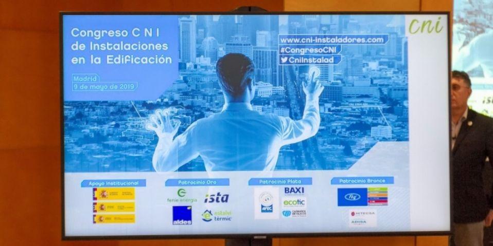 Congreso CNI Instalaciones en la Edificación 2019